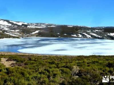 Parque Natural del Lago de Sanabria - senderismo de montaña;senderismo de ensueño
